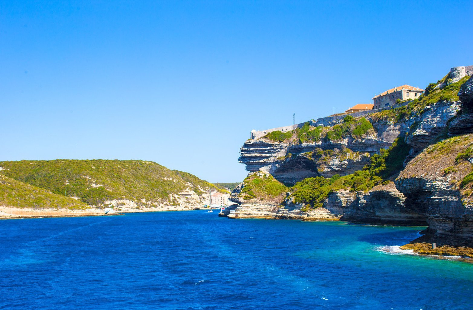 Must See Coastal Landscapes In Corsica Dream Yacht