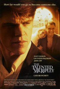 Our favourite movies filmed in the Mediterranean - The talented Mr Ripley