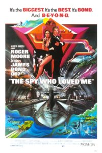 Our favourite movies filmed in the Mediterranean - The spy who loved me