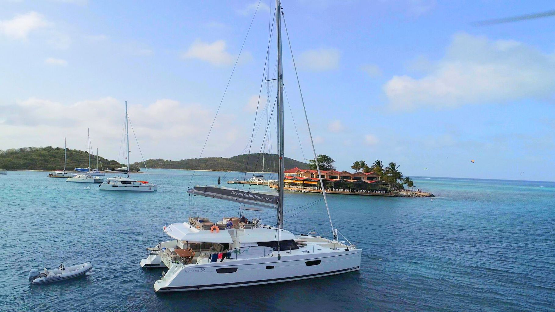 Meet the New Crewed Luxury Yachts in Our Caribbean Fleet