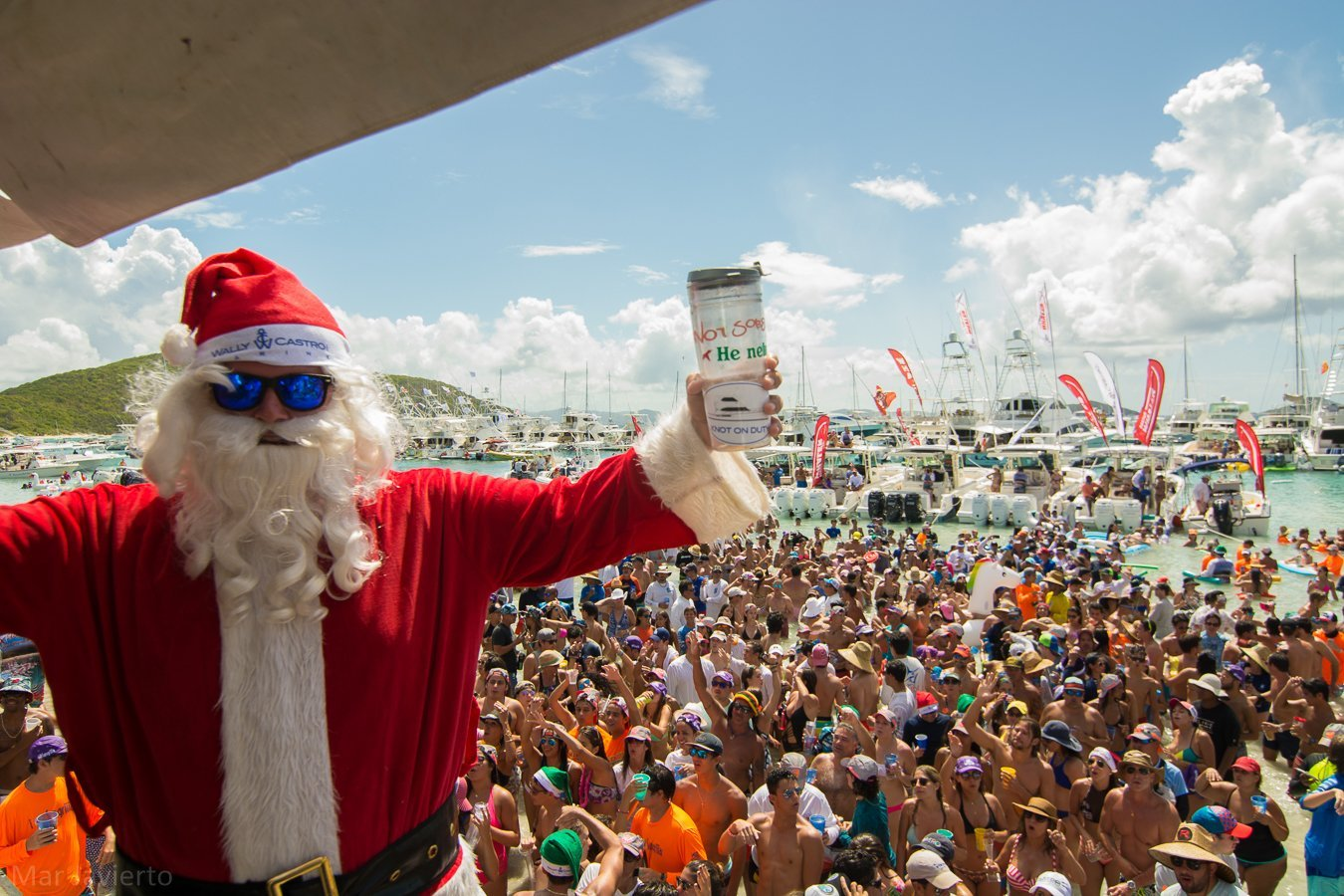Christmas In July 2019 Bvi.Official Sponsor Of British Virgin Islands Christmas In