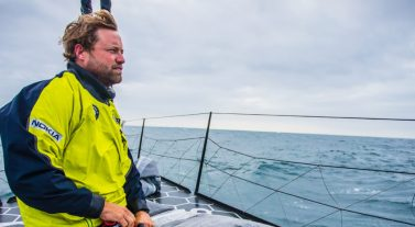 Alex Thomson Route de Rhum