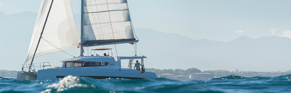 balie catamarans for charter