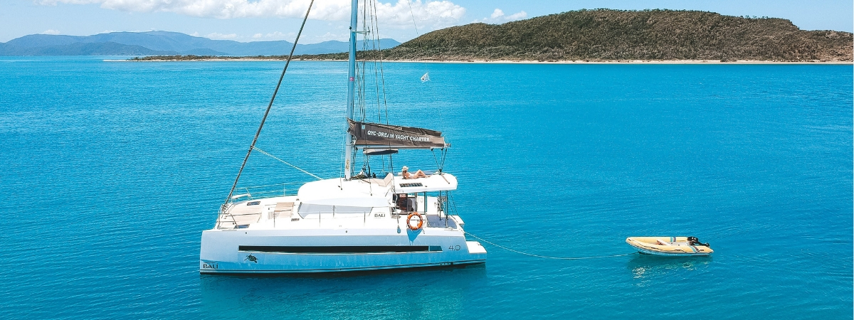 Searching a Caribbean Yacht Charter