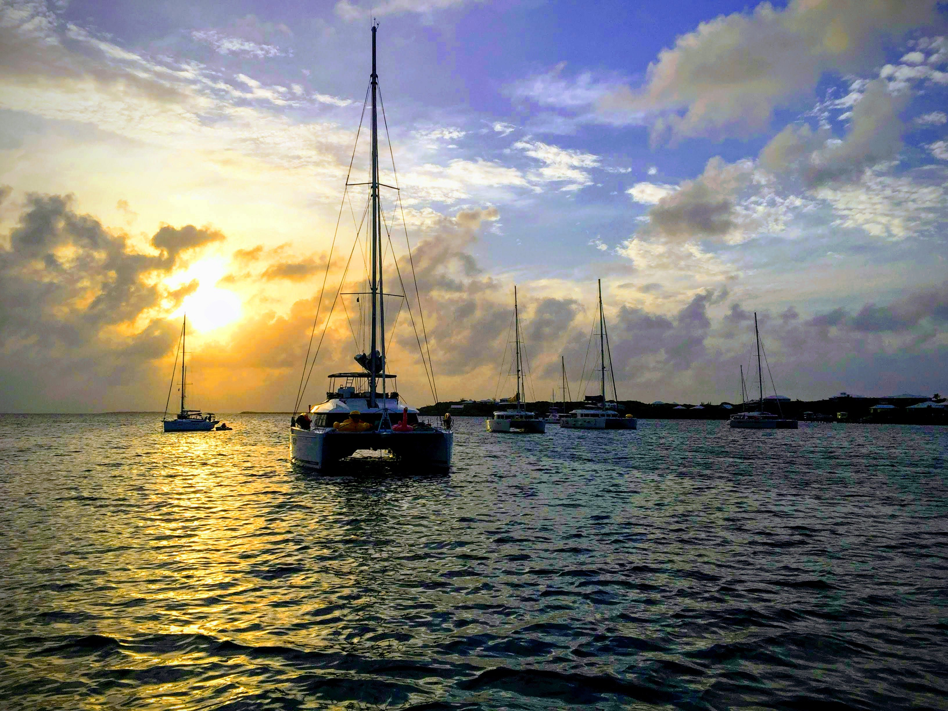 A Skippered Charter Story