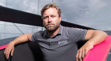 Alex Thomson Racing and Dream Yacht Charter