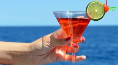 The top five cocktails to enjoy on a yacht charter