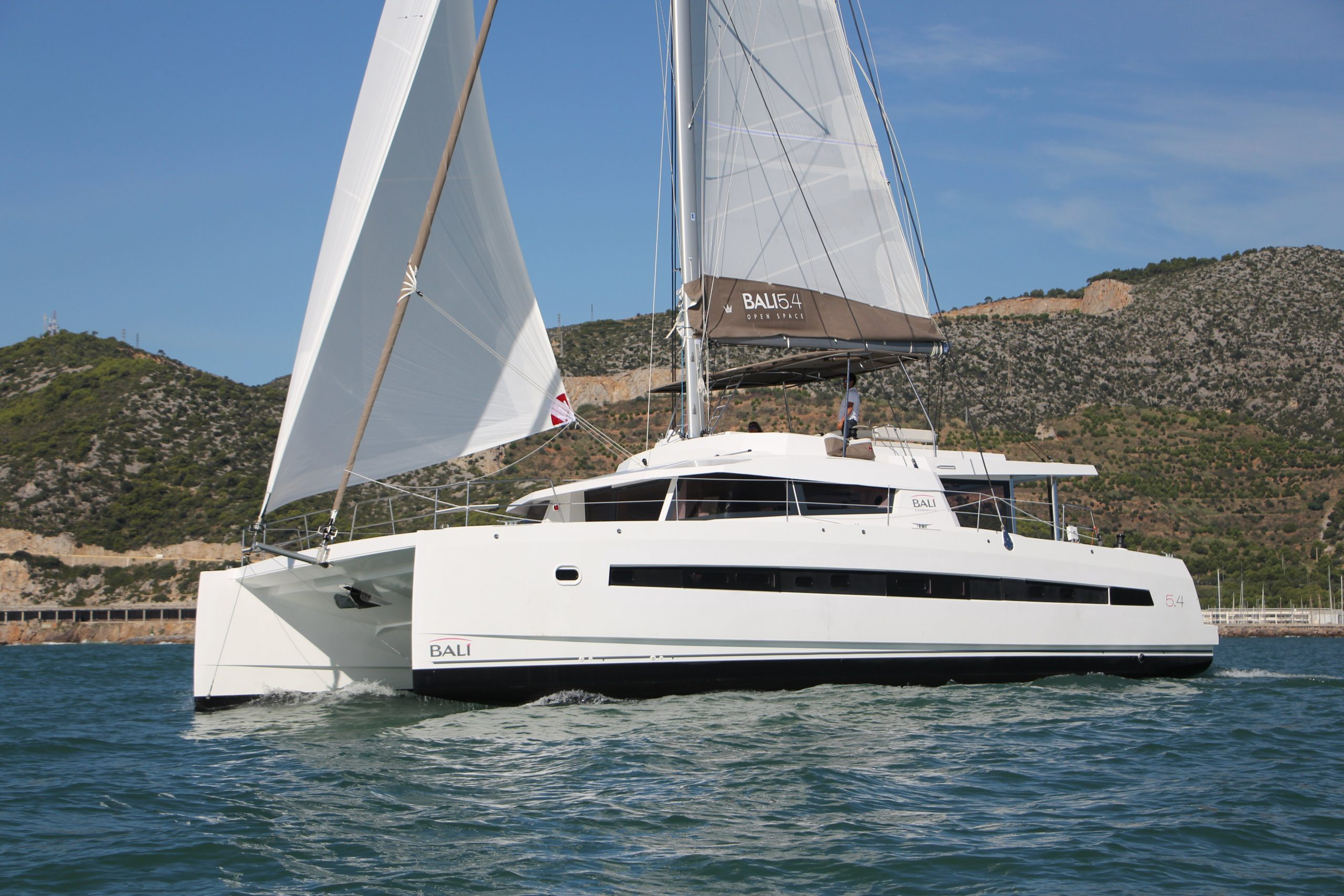 Bali 5.4 New Addition to the Dream Yacht Charter Fleet
