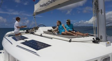 Crewed Yacht Charters Tobago Cays - Lagoon 450