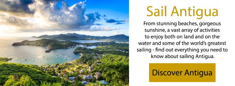 Our complete guide to sailing antigua