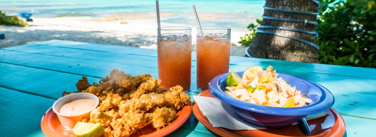 A complete guide to sailing the Exuma Cays - Food and drink in The Exumas