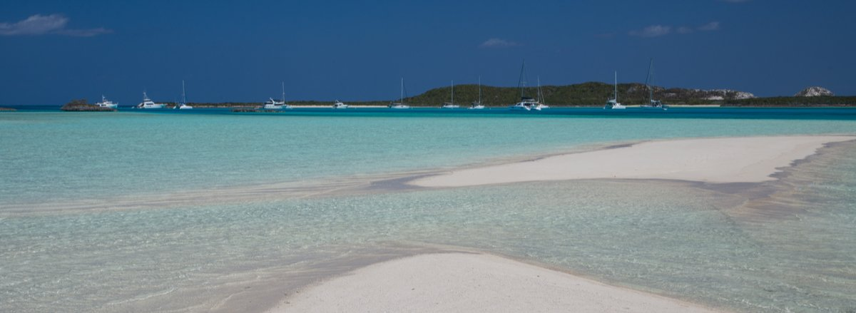 The top things to do on a sailing holiday in The Exumas
