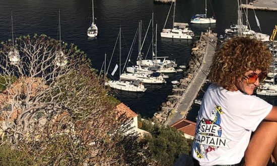 Anna Mourou Top Sailing Destinations