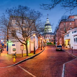Annapolis downtown