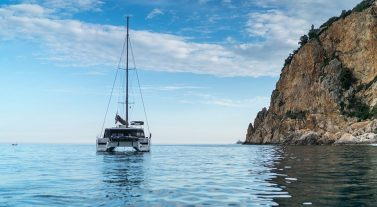 BVI Crewed yacht charters on board Allende