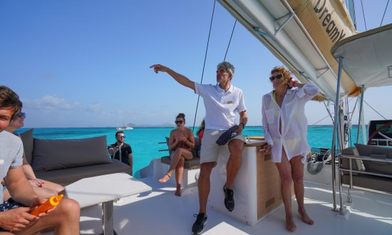 By The Cabin Yacht Charters