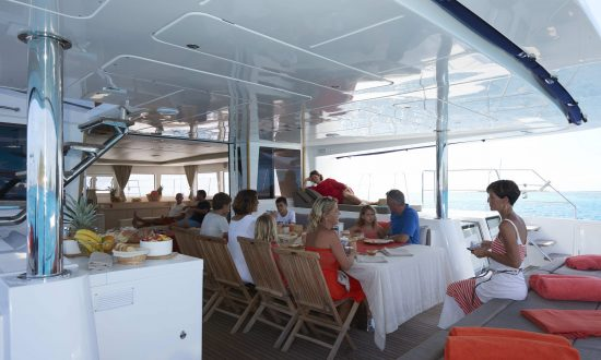 Crewed Yacht Charters