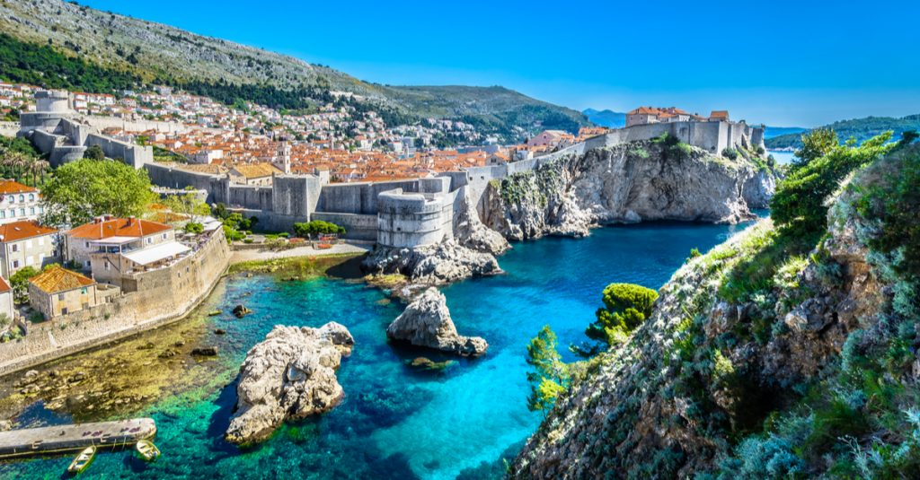 NEW BY THE CABIN YACHT CHARTER ROUTE IN CROATIA