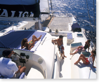 Dream Yacht Charters - Fully Crewed Luxury Charters