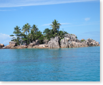 Dream Yacht Charter - Indian Ocean - Seychelles - Inset